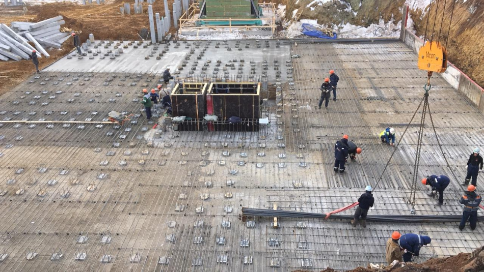 Строймонтаж бетон вибропресс для бетона